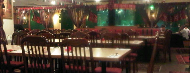 Sahara Tent restaurant is one of Favorite Hangout Spots.