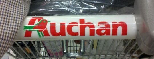 Auchan is one of 4G Retail.