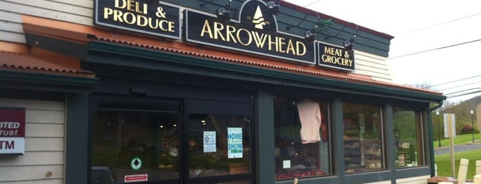 The Arrowhead Market is one of Deep Creek Lake.