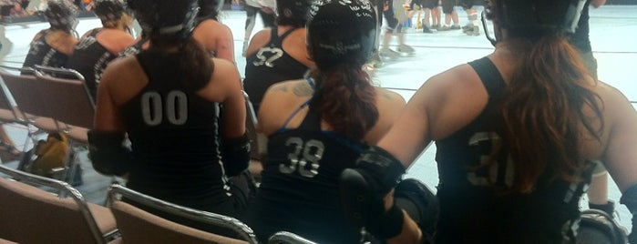 Texas Rollergirls is one of Favorite Arts & Entertainment.