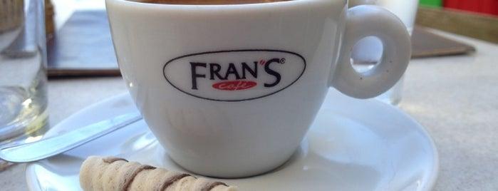 Fran's Café is one of tdjuntoemisturado.