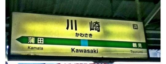 Kawasaki Station is one of 東京近郊区間主要駅.