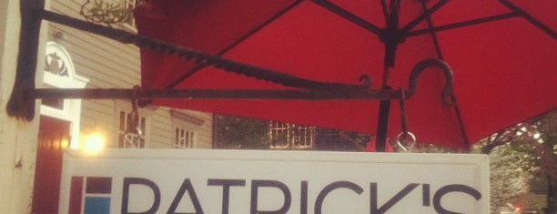Patrick's Kitchen & Drinks is one of In the neighborhood: IN.