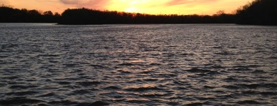 Scioto River Boat Launch is one of Columbus Area Parks & Trails.