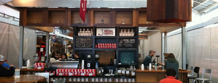 Ritual Coffee Roasters is one of Coffee Snob Approved.