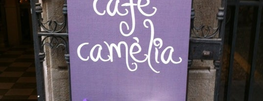 Cafè Camèlia is one of Wifi places in Barcelona.