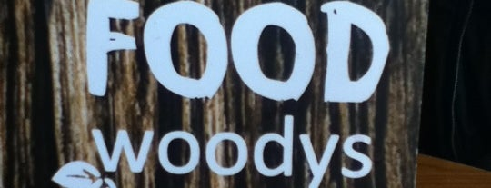 Woody's Bar is one of UKC Bars & Eateries.