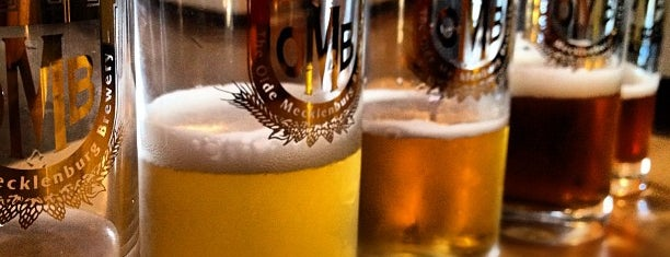 Olde Mecklenburg Brewery is one of The 15 Best Places for Craft Beer in Charlotte.