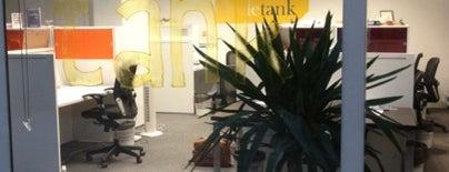 Spintank is one of Bureaux à Paris.