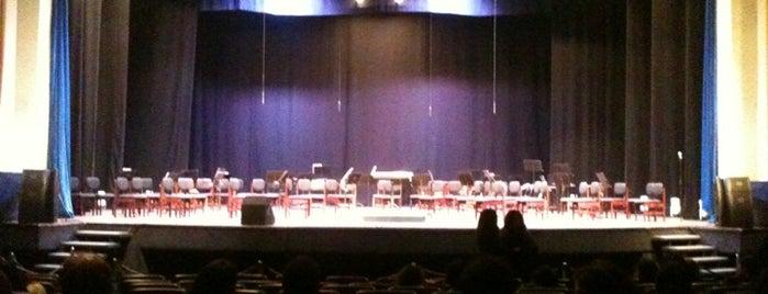 Teatro Municipal de  Antofagasta is one of antofa.