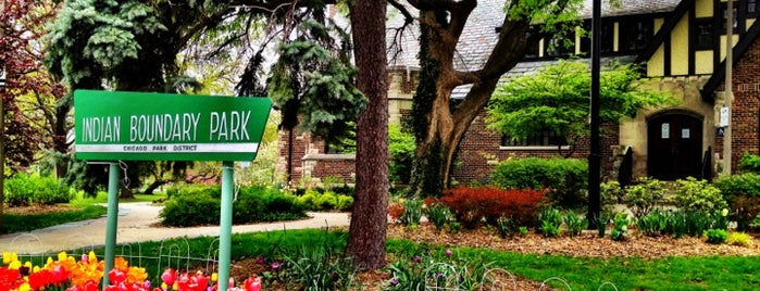 Indian Boundary Park & Cultural Center is one of Community Gardens in the Parks!.