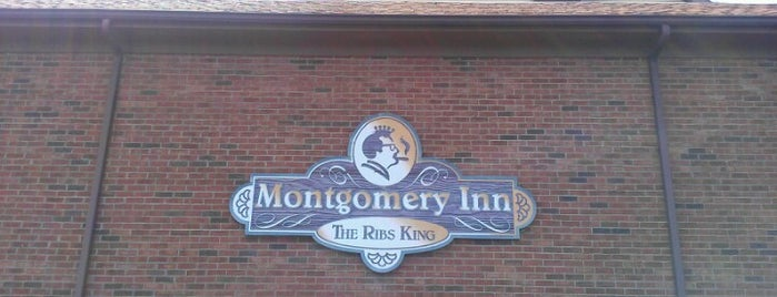 Montgomery Inn is one of Food Paradise.