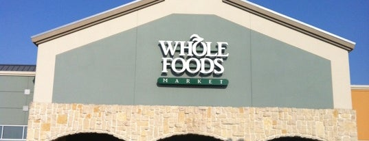 Whole Foods Market is one of San Antonio.