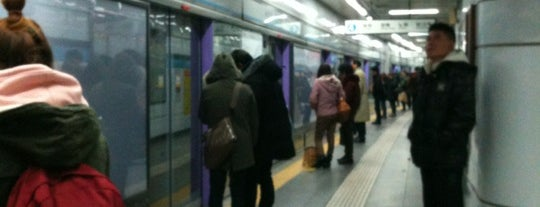 Dongdaemun Stn. is one of Subway Stations in Seoul(line1~4 & DX).