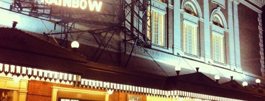 Belasco Theatre is one of New York.