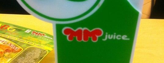 MM Juice, Lt 3 Mall Pekanbaru is one of All-time favorites in Indonesia.