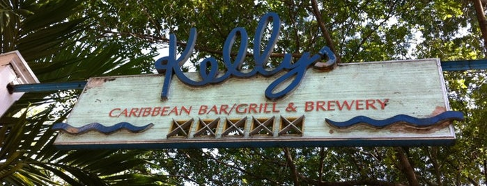 Kelly's Caribbean Bar and Grill is one of Key West - To Do.