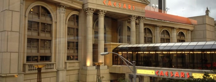 Caesars Atlantic City Hotel and Casino is one of Things To Do In NJ.