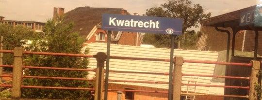 Station Kwatrecht is one of Bijna alle treinstations in Vlaanderen.