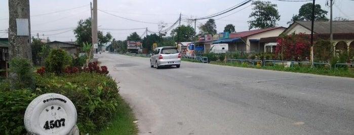 Jalan Sg Jati @Kg Jawa Klang is one of Highway & Common Road.