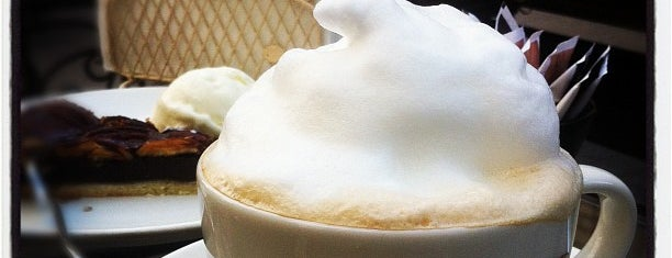 All Cappuccino is one of Just cup of coffee.