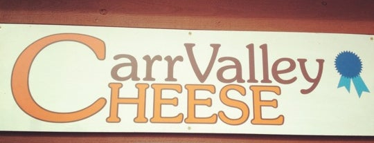 Carr Valley Cheese is one of Wisconsin Dells.