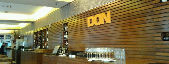 Don Resto is one of Restaurantes.