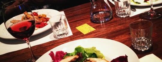 La Brasserie is one of Bars + Restaurants.