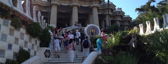 Park Güell is one of To do things - BCN.