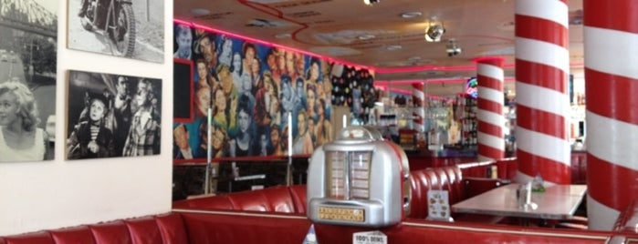 The Sixties Diner is one of My Berlin.