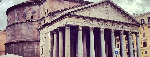 Pantheon is one of Europe 2013.
