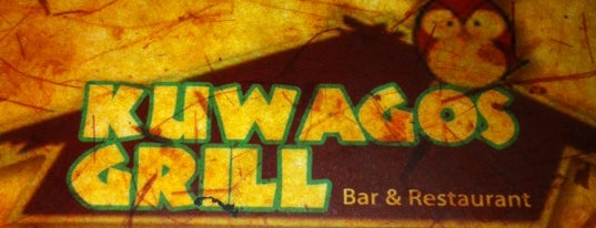 Kuwagos Grill is one of Videoke BARS!.