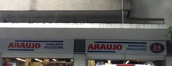 Drogaria Araujo is one of Prazer em MG!.