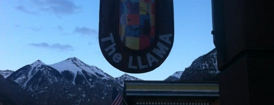 The Llama is one of Colorado's Music Venues.