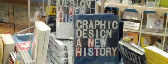 Swipe Books on Advertising & Design is one of Francis' Toronto.
