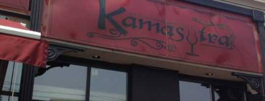 Kamasutra is one of Accessible Restaurants.