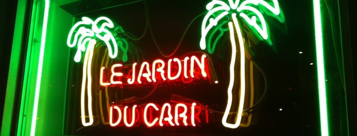 Le Jardin Du Cari is one of The 15 Best Places for Roti in Montreal.