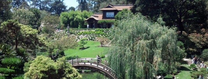 The Huntington Library, Art Collections, and Botanical Gardens is one of Favorite Area Attractions.