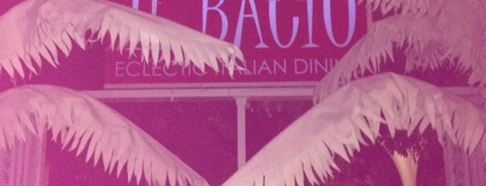 Il Bacio is one of Delray.