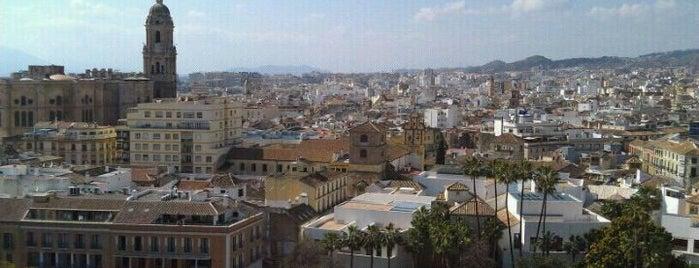 Alcazaba de Málaga is one of 101 cosas en la Costa del Sol antes de morir.