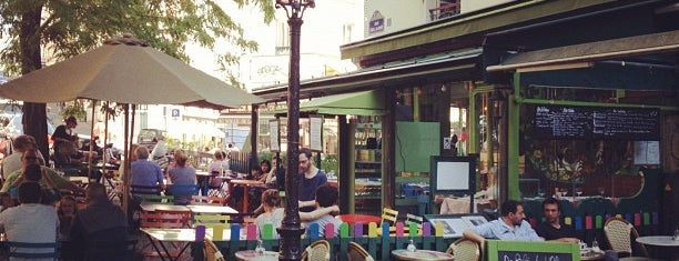 L'Été en Pente Douce is one of Paris.
