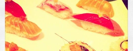 Sushi Zen is one of Top Picks for Foodies in Vaud, Switzerland.
