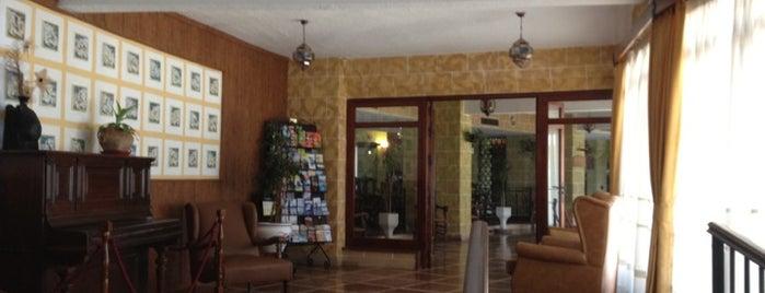 Hotel Las Chapas is one of diferentes ciudades.