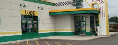 Quaker Steak & Lube® is one of Places I like.