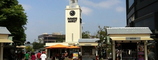 The Original Farmers Market is one of L.A..