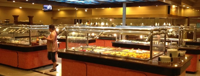 Hibachi Buffet is one of The Chad.
