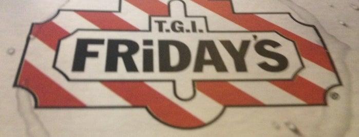 TGI Fridays is one of Favorite Nightlife Spots.