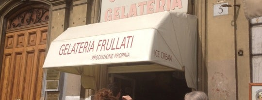 Gelateria Old Bridge is one of The 15 Best Places for Desserts in Rome.