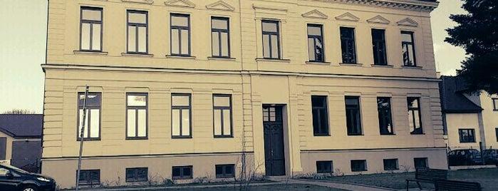 Služby města Napajedla, p.o. is one of Místa v Napajedlích.
