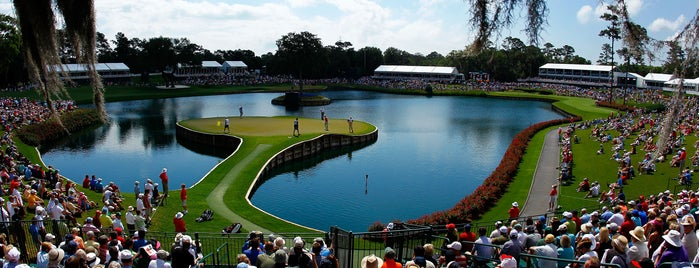 TPC Sawgrass is one of Favorite Great Outdoors.
